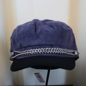 NWT🧢Braided Accent Cabby 🧢